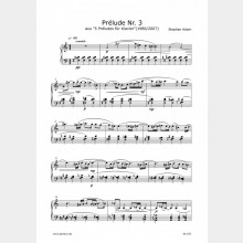 Prelude Nr. 3, 5`