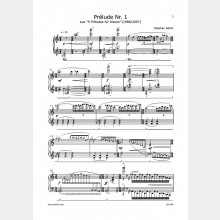 Prelude Nr. 1, 4`