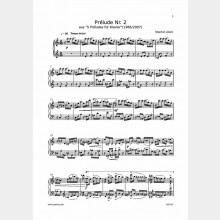 Prelude Nr. 2, 1`40``